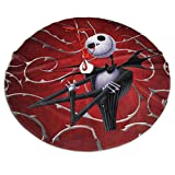 Tlettsteinkle The Nightmare Before Christmas Christmas Tree Skirt for Christmas Decorations for Xmas Party and Holiday Decorations