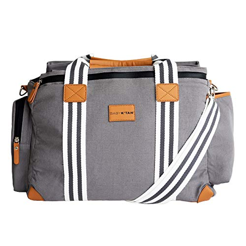 Baby K'tan Weekender Bag -Charcoal