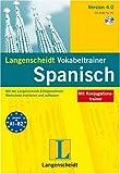 Langenscheidt Vokabeltrainer 4.0 Spanisch