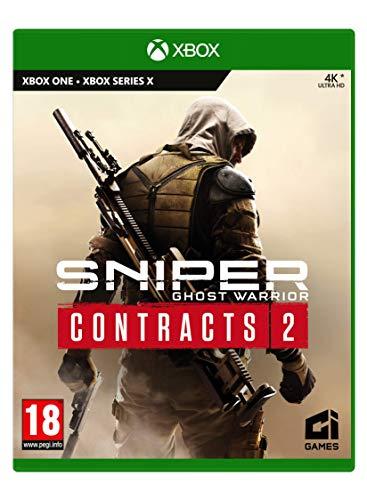 Unbekannt Sniper Ghost Warrior Contracts 2 (UK Box) Xbox One/Xbox SX