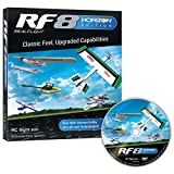 RealFlight 8 Horizon Hobby Edition: RF8 HH RC Flight Simulator Software Only (Controller Not Included), RFL1001