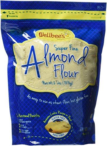 Wellbee's Super Fine Blanched Almond Flour / Powder 2 LB.