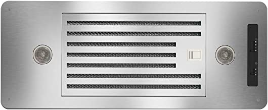"Zephyr AK8100ASBF 27"" Essentials Power Series Tornado I Cabinet Insert Hood with 600.."