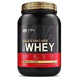 Optimum Nutrition Gold Standard 100% Whey Protéine en Poudre avec Whey...