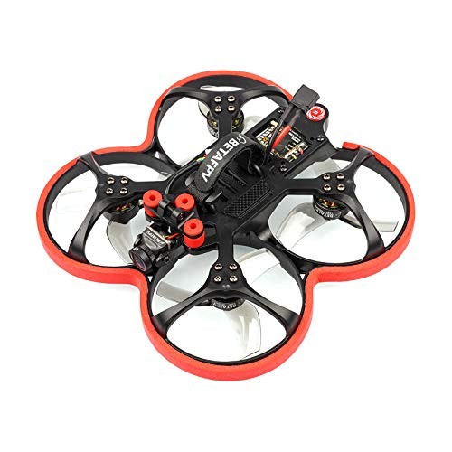 BETAFPV Beta95X V3 Pusher Whoop Drone Analog Version Frsky LBT with F4 AIO 20A Toothpick FC 1404 4500KV Motors M02 VTX for SMO 4K Camera Naked GoPro Lite FPV Filming Freestyle Racing