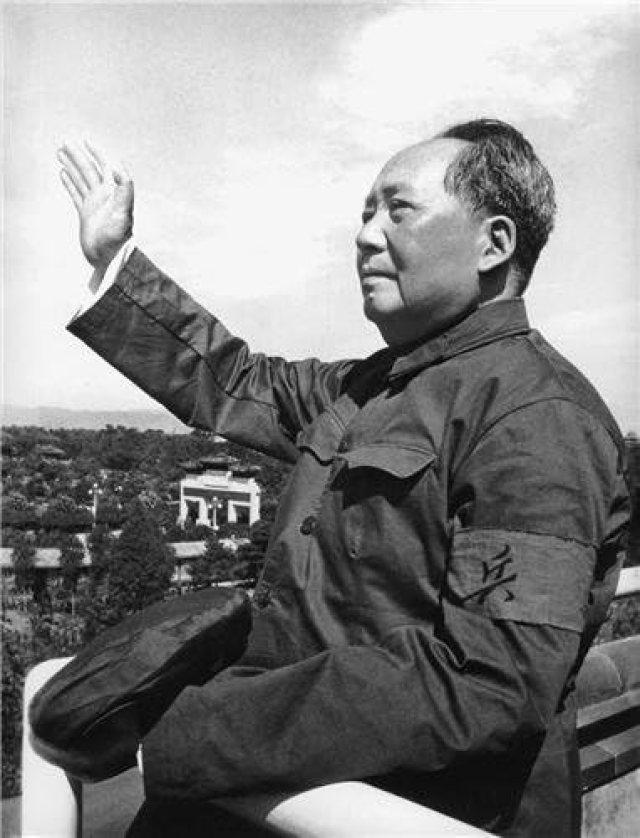 Amazon.com: ConversationPrints Mao ZEDONG Glossy Poster Picture Photo Chairman Chinese China Communist Hua: Prints: Posters & Prints