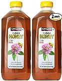 Kirkland Signature Pure Honey, 5 LB Bottle (2-Pack)