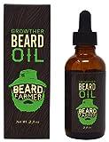 Beard Farmer - Growther Beard Growth Oil (Grow Your Beard Fast) All Natural Beard Oil