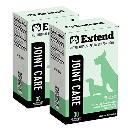 Extend Joint Care Natural Glucosamine with MSM for...