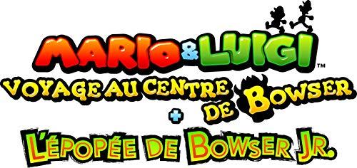 Mario & Luigi: Voyage Au Centre De Bowser + L'épopée De Bowser Jr....