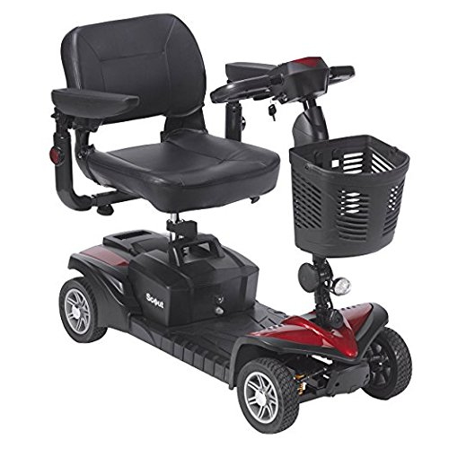 Drive Medical Scout DST 4-Wheel Travel Scooter