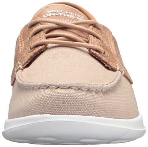 Skechers Women's Go Walk Lite-15430 Boat Shoe