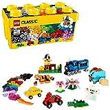 レゴ (LEGO) クラシック 黄色のアイデアボックス プラス 10696 35色のブロックセット 4歳以上の全ての男の子女の子におすすめ