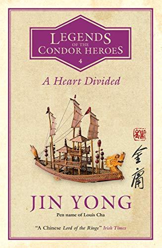 Un corazón dividido de Jin Yong