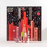 Maybelline New York Calendrier de l'Avent Maquillage Noël 2019, Coffret de...