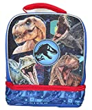 Universal's Jurassic World Dual Compartment Insulated Lunch Bag