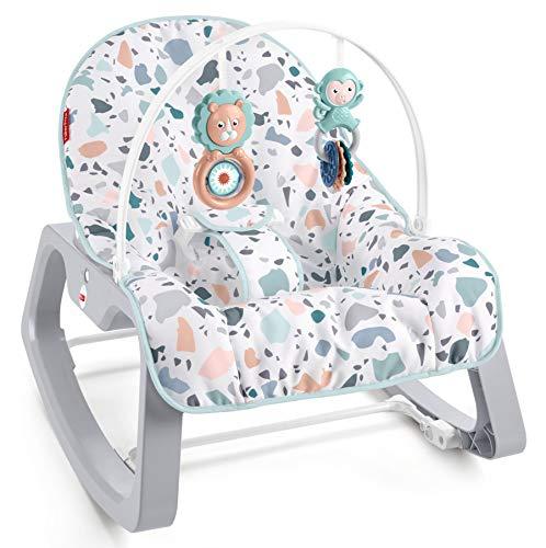 Fisher-Price Infant-to-Toddler Rocker -...