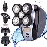 Head Shavers for Bald Men, Professional Head Shaver 5 in 1 Grooming...
