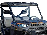 SuperATV Full Size Windshield for 2017+ Polaris Ranger 1000 / XP 1000/1000 Crew |...