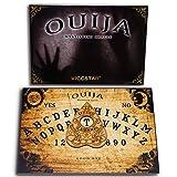WICCSTAR Ouija Bois en Planche avec sa Goutte avec Instructions détaillées