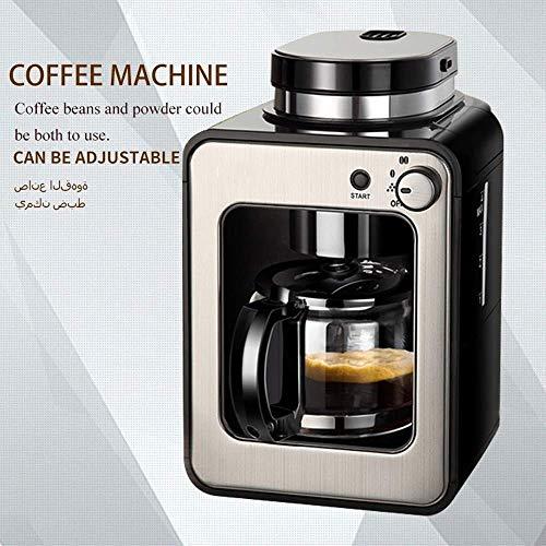 PXX Coffee Makers Coffee Machine Filter Anti-Drip System Espresso Coffee Maker Household Small Automatic Insulation Tea Makers Kitchen Appliances Espresso Machines 4