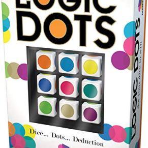 Brainwright 8305 Logic Dots Puzzle