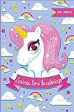 Licornes Livre de Coloriage pour Enfants: Il s'agit d'n livre de coloriage avec...