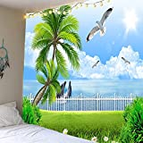 Nuevo paisaje bosque serie tapiz tela para colgar en la pared decoración del...