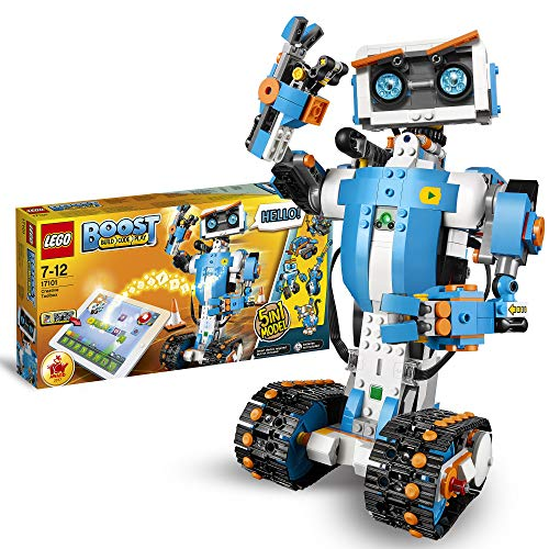 LEGO Boost - Toolbox Creativa, 17101