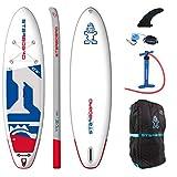 "Starboard 2020 10'8"" x 33"" x 5.5"" iGo Zen Inflatable SUP Paddle Board"