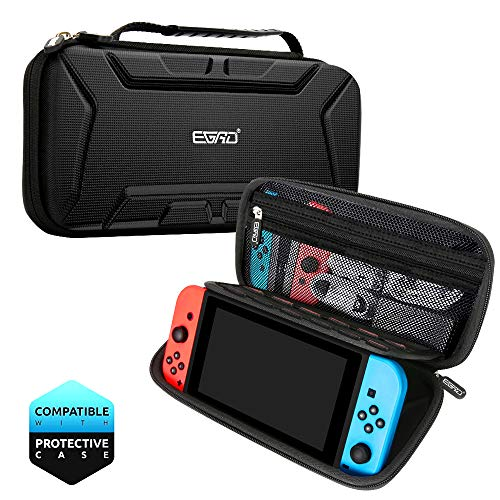 Etui pour Nintendo Switch,Housse de Transport Nintendo Switch,Coque de...