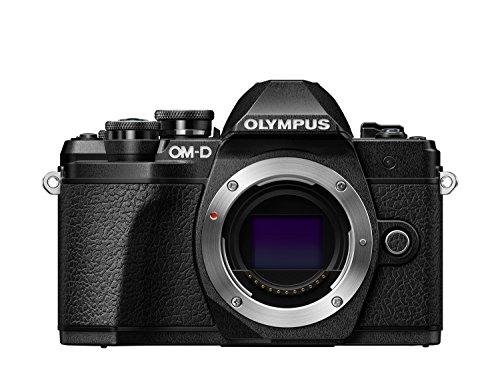OLYMPUS ミラーレス一眼カメラ OM-D E-M10 MarkIII ボディー ブラック