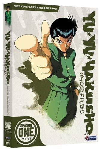 Yu yu hakusho - ghost files - season 1