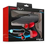 Sony PS3: Move Pistolenaufsatz Alien Gun Gun pour Playstation Move Echter...