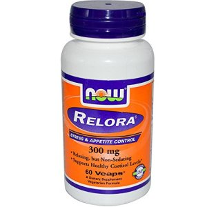 NOW - Relora 300 mg 60 vcaps 13 - My Weight Loss Today