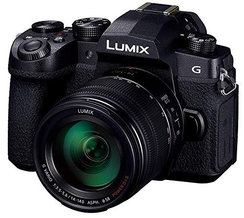 パナソニック ミラーレス一眼カメラ ルミックス G99H 高倍率ズームレンズキット 2030万画素 ブラック DC-G99H-K