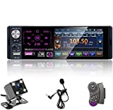 Autoradio Bluetooth Mains Libres 4 '' à écran Tactile capacitif...