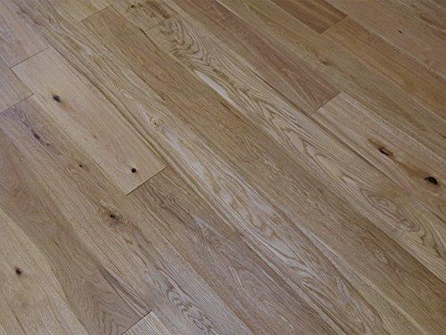 Parquet in legno, pavimento in rovere naturale, Plancia, Slim