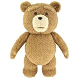 bear bear full-size DVD sale purchase mail order [battery replaceable] TED Ted stuffed 24 inches 60cm speak 'R-rated version of' life-size talking Talking Movie Memorabilia Teddy Bear Teddy Bear chat [parallel import goods] (japan import)