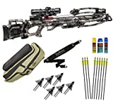 TenPoint Titan M1 Crossbow Custom Ultimate Package ACUdraw Cocking Device and RANGEMASTER PRO Upgraded Scope