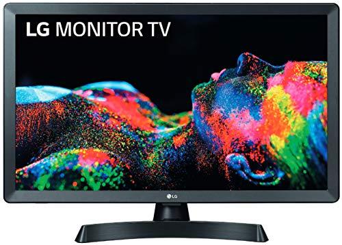Televisor Lg 24Tl510S-Pz - 24'/61 Cm - 1366768-200Cd/M2-5M:1-14Ms - Dvb-T2/C/S2 - Smart TV - Wifi -...