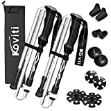 Koviti Trekking Poles Collapsible Hiking Poles