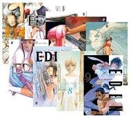 Coleção eden - volumes de 1 à 9