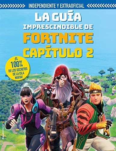 Fortnite Capítulo 2: La guía imprescindible (Roca Juvenil)