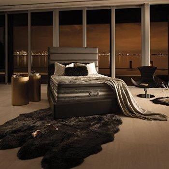 Beautyrest Black Natasha Plush Pillow Top Mattress, California King