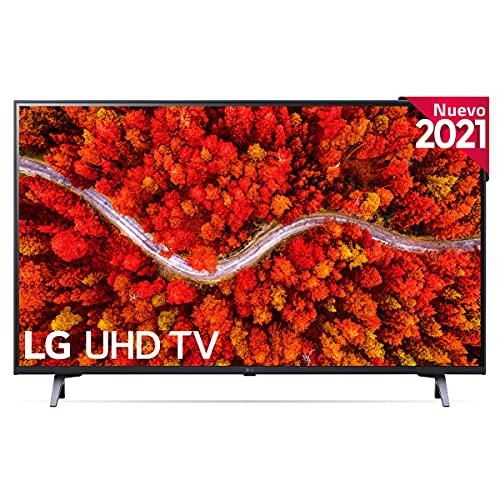 LG 43UP8000-ALEXA 2021-Smart TV 4K UHD 108 cm (43') con...
