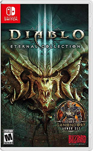 Diablo 3 Eternal Collection - Nintendo Switch