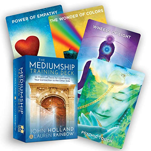 The Mediumship Training Deck: 50 Practical Tools for...