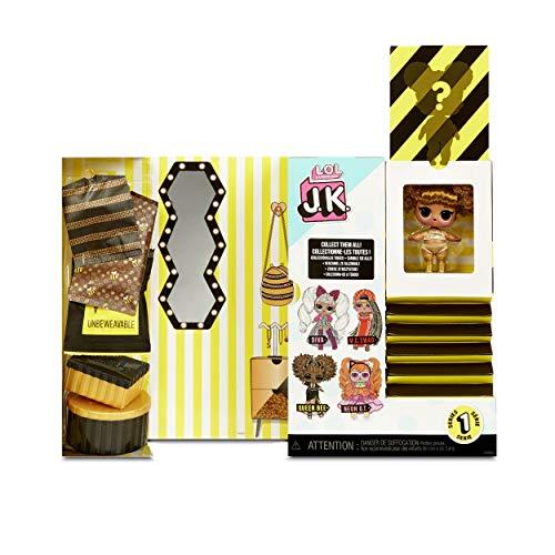 Image 4 - LOL Surprise Mini Poupées Mannequin JK - 15 Surprises, Vêtements et Accessoires - À Collectionner - Queen Bee