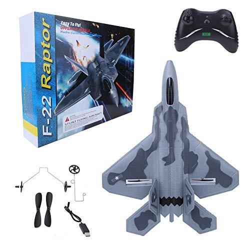 RC Simulated Glider, FX-822 Giocattolo da Combattimento telecomandato EPP Telecomando Aereo Drone Modello Giocattolo per Bambini